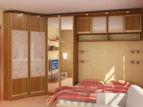 Встроенные шкафы своими руками в спальню